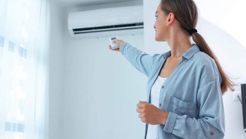 condizionatori in alternativa ai termosifoni